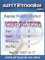 replas roads limited