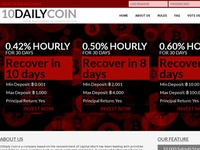 hyip 10 daily coin