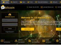 hyip 120 Bitcoin Investment