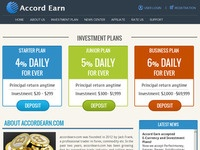 hyip Accord Earn