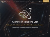 hyip Atom tech Ltd