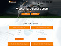 hyip Betlife Club limited