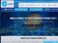 hyip Bitcoin Production Ltd