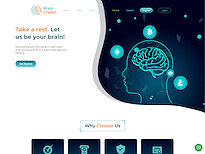 hyip Brain crypto