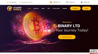 hyip Crypto Binary biz