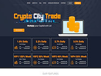 hyip Crypto City Trade