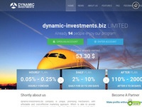 hyip Dynamic Investments