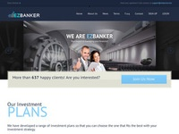 hyip EZBANKER FINANCIAL GROUP