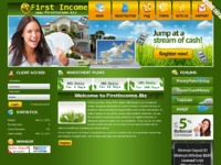 hyip First income