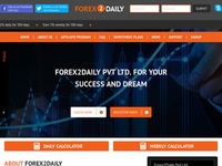 hyip Forex2daily Pvt Ltd