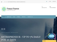 hyip Fresco Finance