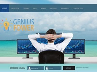 hyip Genius power