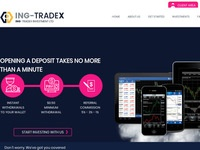 hyip Ing - Tradex investment