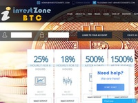 hyip Invest Zone Btc Ltd