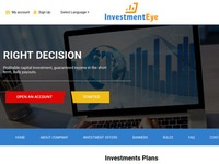hyip Investment Eye