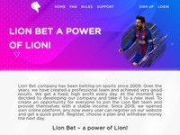 hyip Lion bet