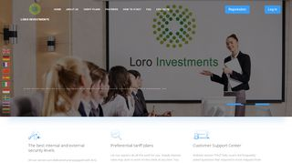 hyip Loro Investments