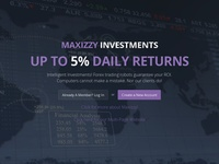 hyip Maxizzy INVESTMENTS