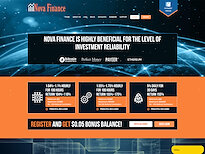 hyip Nova Finance cc