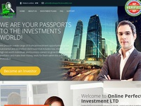 hyip Online Perfect Invest Ltd