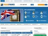 hyip Premofinance Ltd