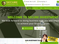 hyip Secure Investment ltd