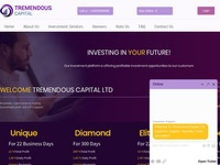 hyip Tremendous Capital Ltd