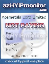 hyip acemetals corp limited