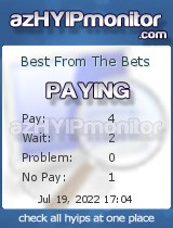 hyip best from the bets