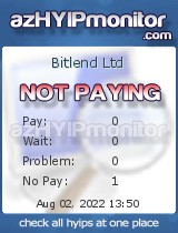 hyip bitlend ltd