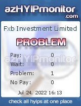 hyip fxb investment limited
