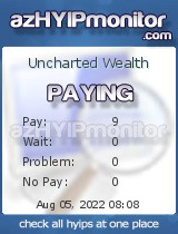 hyip uncharted wealth